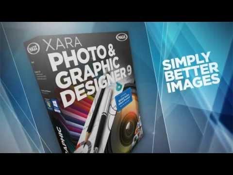 An Intro to Photo Editing & Graphic Design Software Xara Photo & Graphic Designer 9