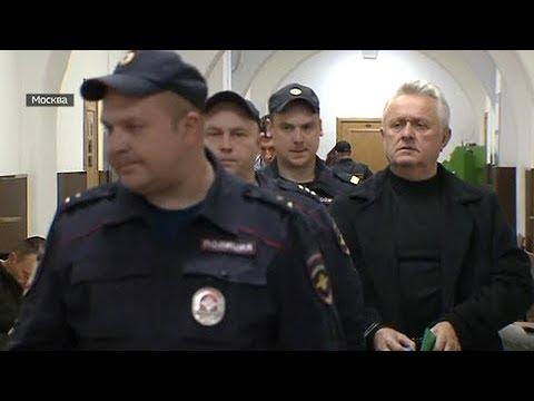 Анапский судья Стародубцев задержан