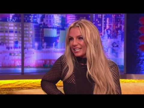 Britney Spears - The Jonathan Ross Show