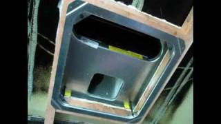 The Bus Project Part 4 - Rooftop AC Install