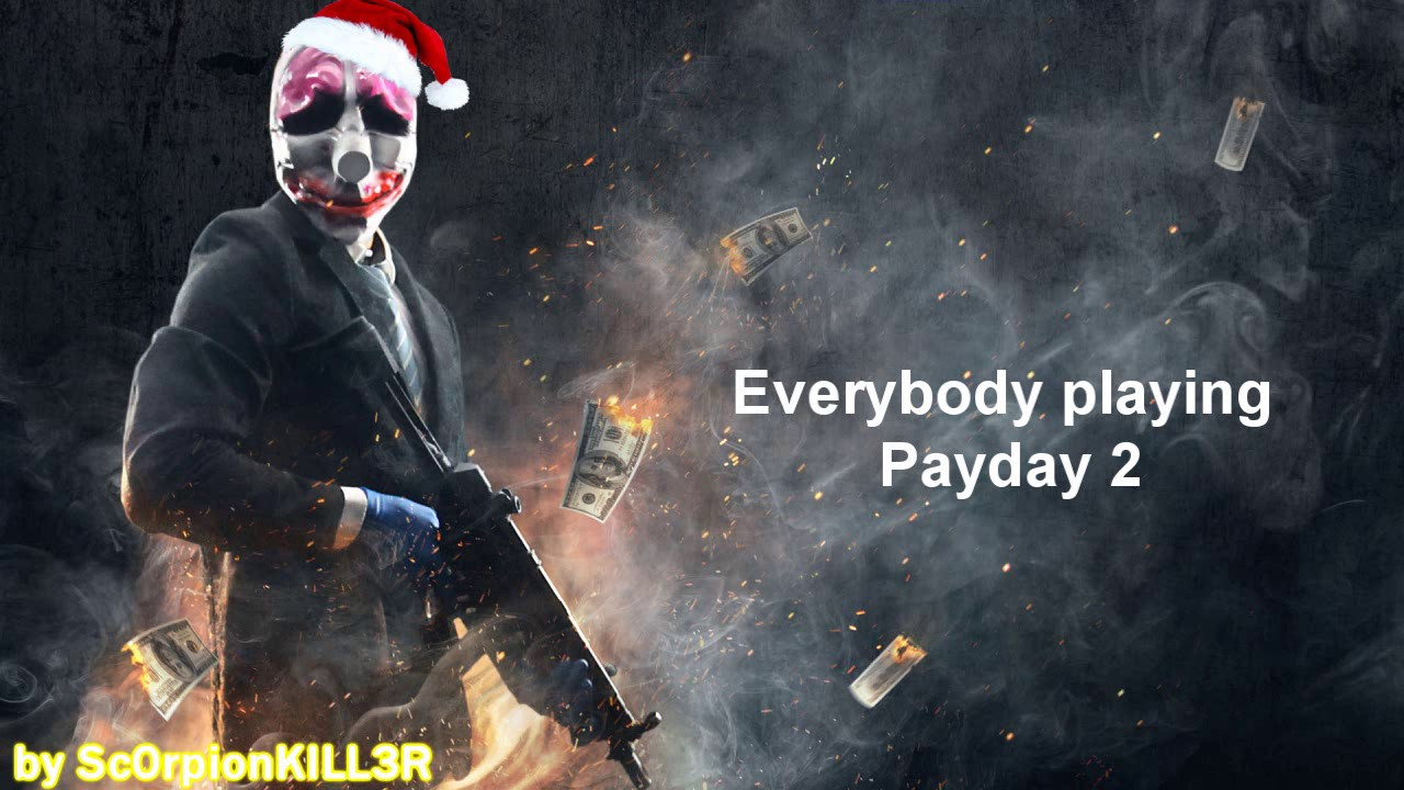 Payday 2 - A Marry Payday Christmas [by Old Hoxton with Lyrics ...