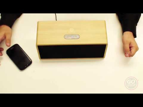 GOGROOVE BLUESYNC MCX Wireless Bluetooth Speaker System - PRODUCT INTRODUCTION VIDEO
