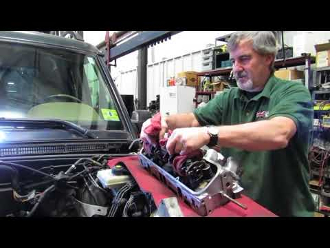 Discovery Series 2 BOSCH Head Gasket DIY Installation Part 2