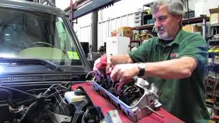 Discovery Series 2 BOSCH Head Gasket DIY Installation Part 2 video screen shot