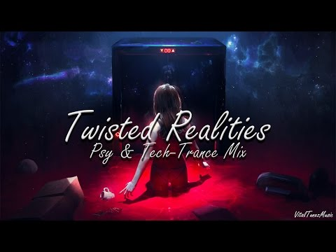 ♫ 'Twisted Realities Pt. 3' • Best Psytrance & Tech-Trance Mix 2016 ♫