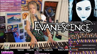 Evanescence - Hello (piano)