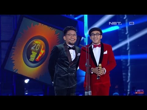 NET 2 0 Presents Indonesian Choice Awards 2015 - Digital Persona Of The Year