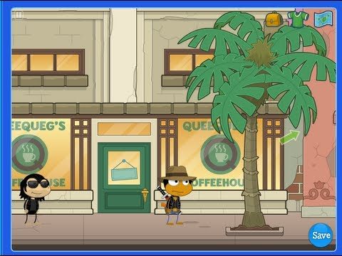 Back lot island walkthrough & cheats – poptropica.
