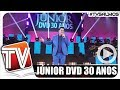 JUNIOR DVD 30 ANOS OFICIAL  -  Cantor Junior Soldado Ferido