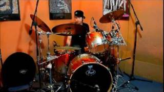 Black And Yellow - Wiz Khalifa Official(Drumcover By Thirdy Samsaman) w/th Gospel Chops