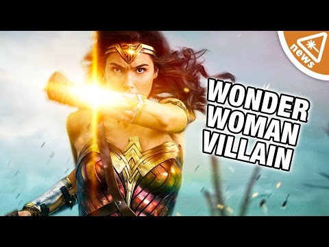 What Villain the New Wonder Woman Trailer Revealed! (Nerdist News w/ Jessica Chobot)