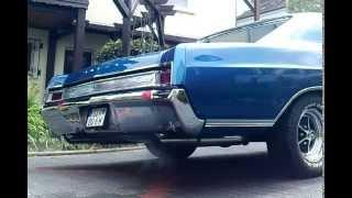 66 Buick Skylark 455er Oldsmobile Rocket Motor