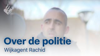 'Ik wil de kloof met jongeren beetje bij beetje kleiner maken' - Wijkagent Rachid (Breda)