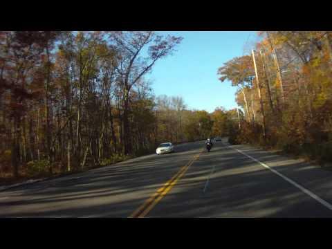 Motorcycle Trip Upstate new York Stony Point