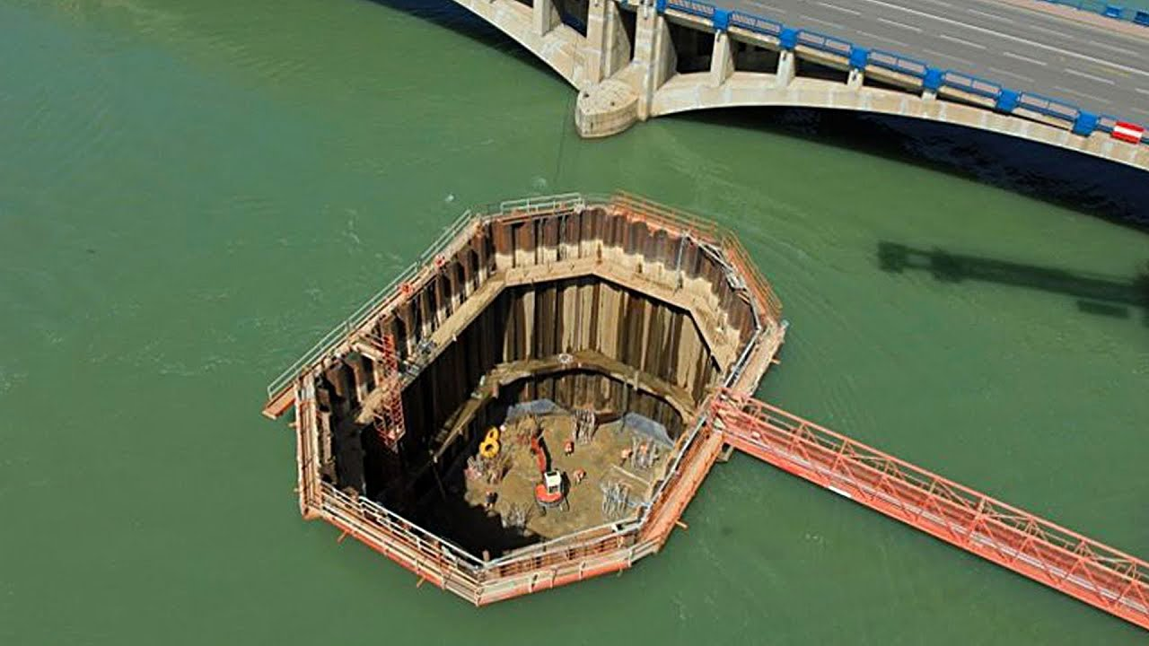 AMAZING MODERN TECHNOLOGIES CONSTRUCTION AND INCREDIBLE MEGAPROJECTS