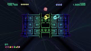 Pac-Man Championship Edition 2 Plus 2 player 60fps