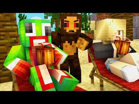 Minecraft Adventure - TROPICAL VACATION!