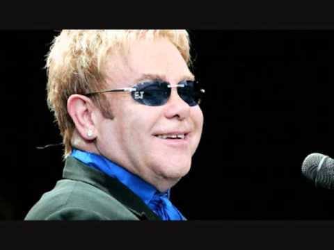 Elton John - Across The River Thames (Instrumental and Lyrics)