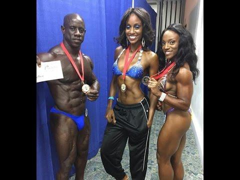 Antigua Bodybuilding Bronze