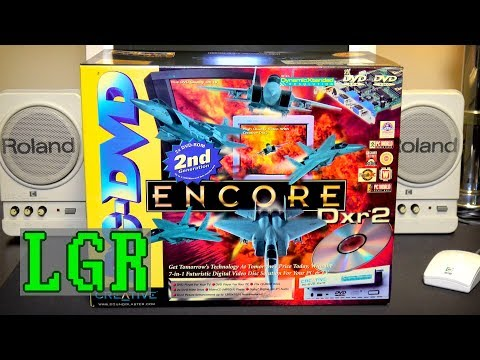 LGR - The 1997 DVD-ROM Upgrade Experience