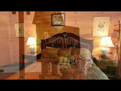 """""""Indoor Pool Lodge"""" Private Pool Cabin in Sevierville - Cabins USA 2016"""
