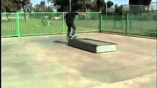 otr skate shop flow rider Erik Diaz