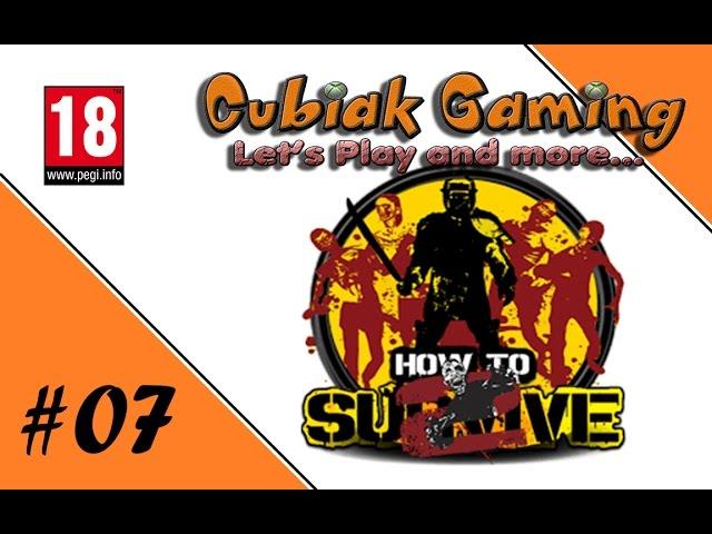 MULTIPLAYER, NINJALOOTER UND EIN NUSCHELBÄR ★ Let's Play How To Survive 2 #07