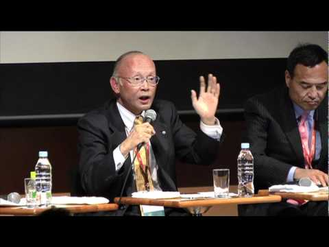 """03 PART2 2 Panel Discussion: """"Japan on the Global Stage"""""""