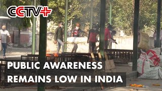 Public Awareness Remains Low As Covid-19 Pandemic Continues to Ravage India