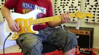 Squier Classic Vibe Stratocaster 50s - Elektro Gitar İncelemesi (Hızlı Video)