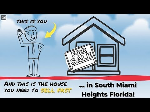 Sell My House Fast South Miami Heights: We Buy Houses in South Miami Heights and South Florida