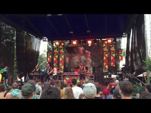 Ras Muhamad - Reeducation LIVE @ Uprising Festival / Bratislava 2016