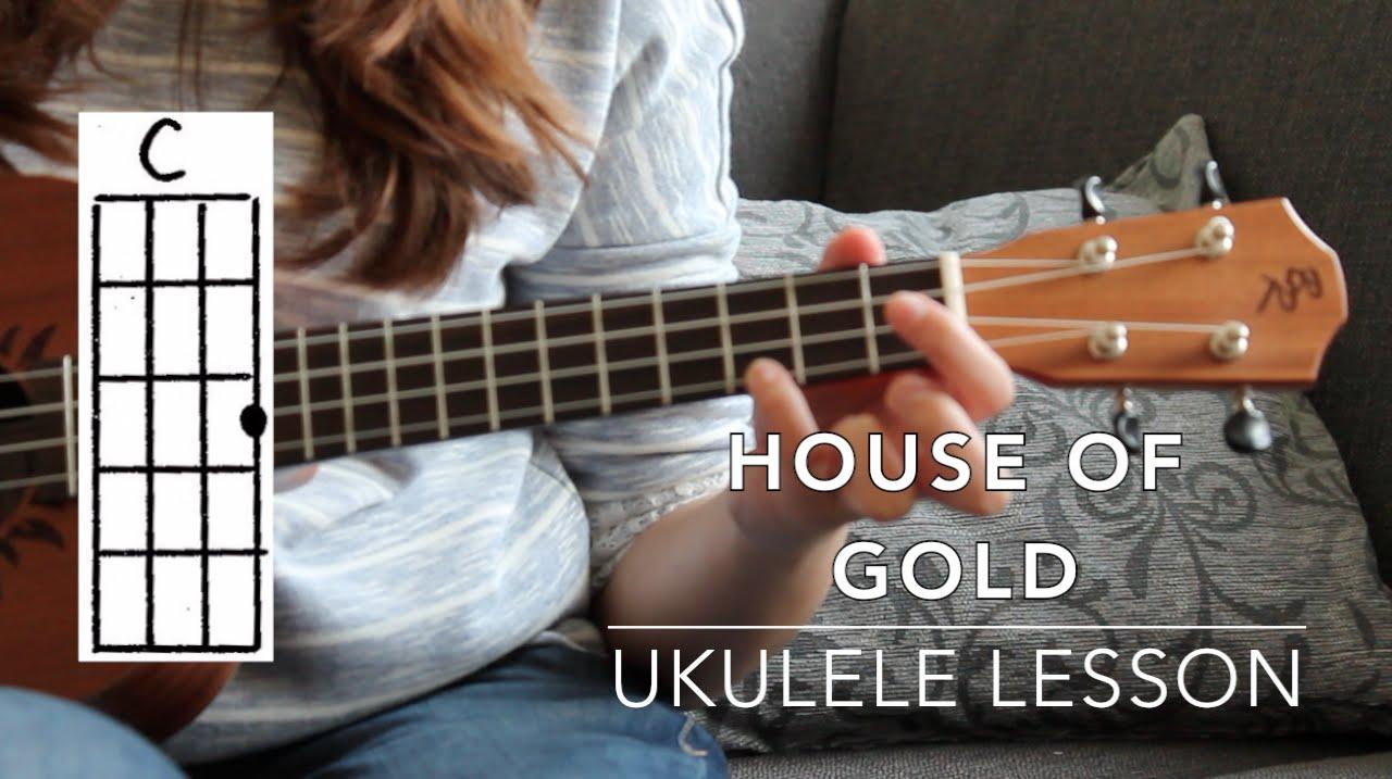 Ukulele lesson house of gold twenty ne pilts easy youtube hexwebz Choice Image