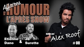 Alex Roof   Etienne Dano   JC Surette - Affaires D'humour 008