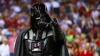 Darth Vader Is Running For President of Ukraine
