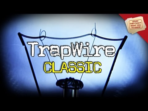 Is TrapWire watching you? | CLASSIC