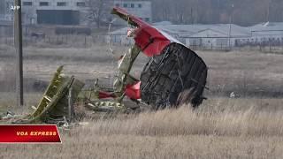 Ukraine nói kẻ tổ chức đưa phi đạn bắn hạ máy bay MH-17 đang thọ án (VOA)