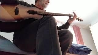 Acoustic guitar pickup change shadow sh099 5