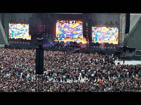 Depeche Mode Live Berlin Olympiastadion Opening Going Backwards 22. Juni 2017