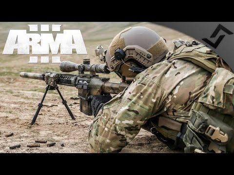 Offshore Frigate Support & Marksman Team Gameplay - ARMA 3 -