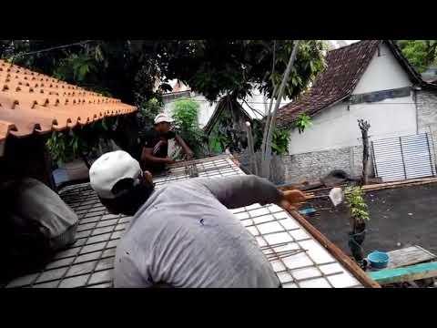 Cor Dak Beton Teras Rumah Minimalis Yang Kokoh Dan Tangguh Youtube
