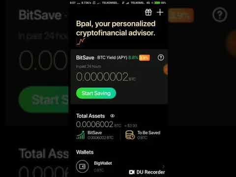 Bitcoin Gratis 0.0001 BTC Dari Bpal Wallet