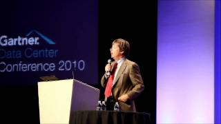 Dave Barry Wit and Wisdom of Cloud, Gartner Data Center LV 2010