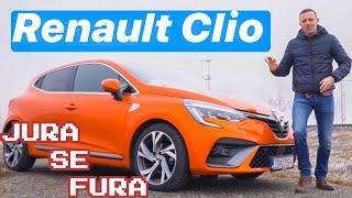 Le fantastique! Novi Renault Clio - Jura se Fura