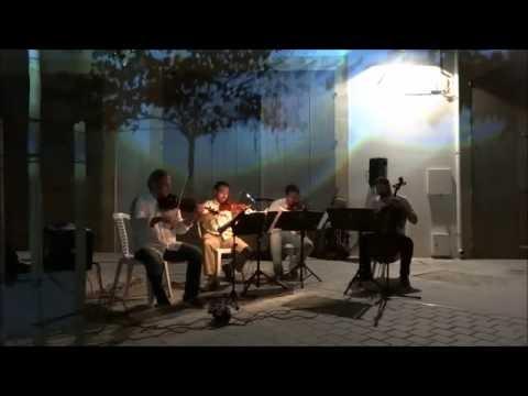 Wedding Music Bands Cyprus, PapaGeorgio String Quartet, Latin
