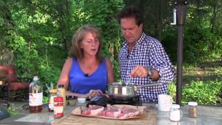 Planting Tomatoes, Smokehouse, Pork Chops & Waldorf Salad And The Bee Box (episode #307)