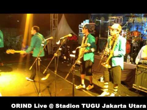 ORIND - Mantan Pacar (Live @ Stadion TUGU Jakarta Utara)