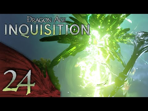 Mr. Odd - Let's Play Dragon Age: Inquisition - Part 24 - Closing Rifts [Elf Mage]
