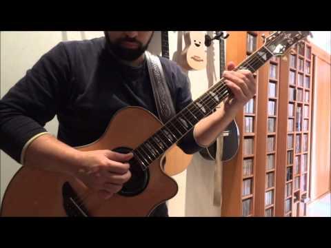 Pink Floyd - Poles Apart - Acoustic (Tab)