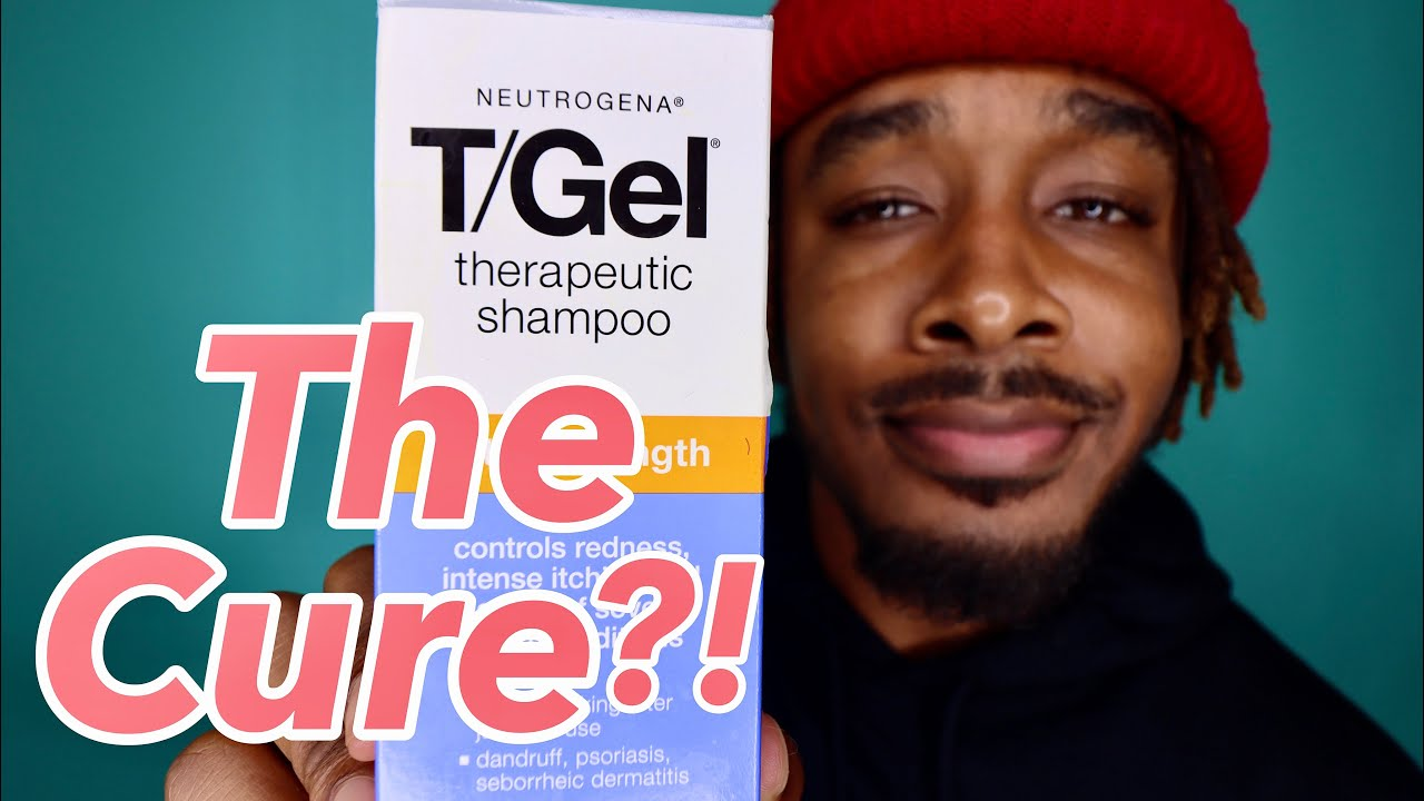 How to Stop Dreadlock Itching?! | Neutrogena T-Gel Therapeutic Shampoo Review